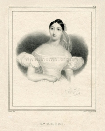Lithograph by Vassalli after Roberto Focosi, Milan, c.1831.