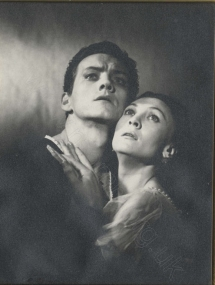 Maris LIEPA (1936-1989) and Raisa STRUCHKOVA (1925-2005)  in Romeo and Juliet