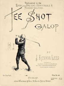 LEES Tee Shot Galop