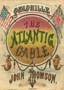 THOMSON The Atlantic Cable