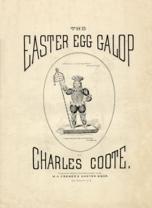 COOTE The Easter Egg Galop