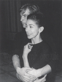 Margot FONTEYN (1919-1991) and Rudolf NUREYEV (1938-1993)