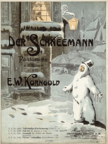 Cover of the revised piano score, published at the time of the ballet's stage première in October 1910.