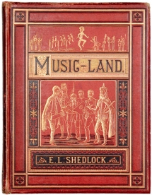 SHEDLOCK A Trip to Music-Land