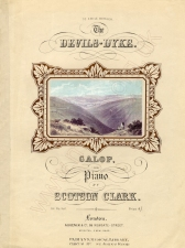 CLARK The Devils-Dyke Galop
