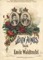 Bien Aimés. Valse. London, [1876].