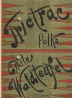 Trictrac. Polka. London, [1881].