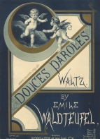 Douces Paroles. Waltz. London, [1887].