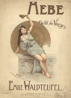 Hebe. Suite de Valses. London, [1902].