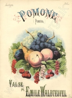 Pomone. Valse. London, [1878].