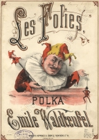 Les Folies. Polka. London, [1878].