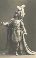 Michel Fokine (1880-1942) shown in The Sleeping Beauty at the Mariinsky Theatre.