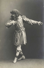 Michel Fokine in The Sleeping Beauty.