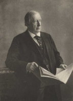Photogravure of Hallé in 1890 by Walker & Boutall after a photograph by Walery. Frontispiece to Life and Letters of Sir Charles Hallé, London, 1896.