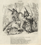 from The Christmas Pantomimes, ILN, 1842.