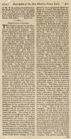 Article Gentleman's Magazine October 1812
